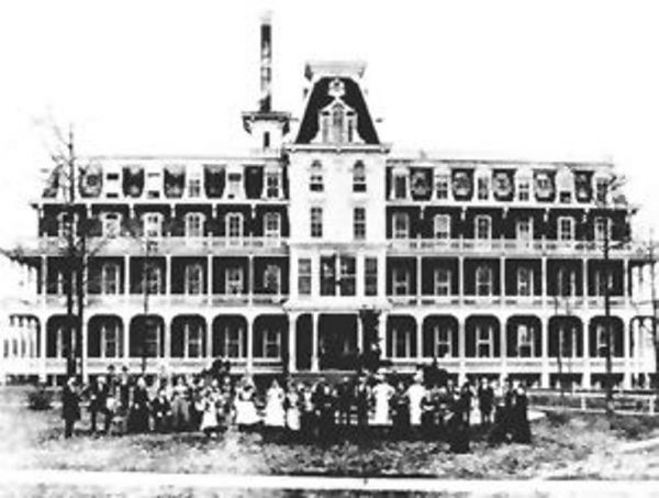 Battle Creek Sanitarium 1878-1902